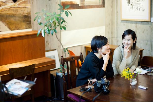 インタビュー風景 08