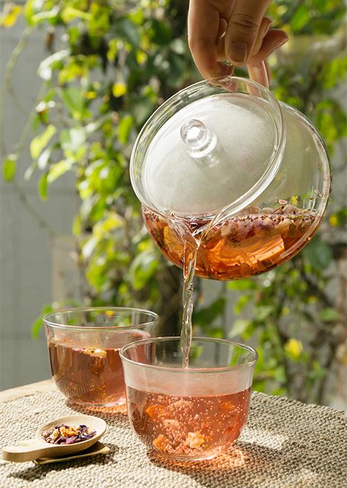 holistic herb tea