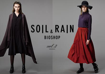 SOIL & RAIN vol.3