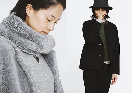 2015-16 autumn/winter かぐれの衣 vol.2