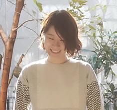 島田 絢子(表参道店スタッフ)