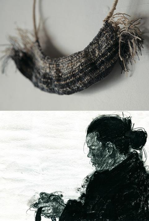 川井有紗 × &NIGAOE展