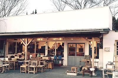 GO KASAMASHIKO via TOKYO~仁平古家具店と益子の作家たち~