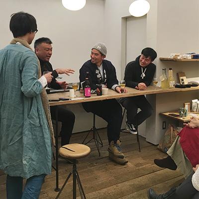 発酵男子のCOZY TALK