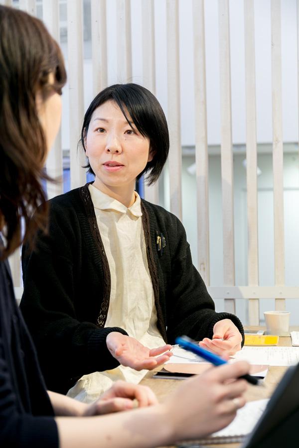 ブランドディレクター 坂田智子