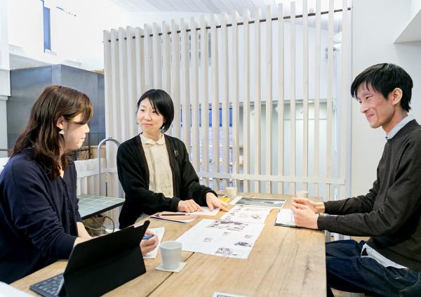 enrica×かぐれ×PINT vol.1 「かぐれのショップコート制作の裏側」インタビュー