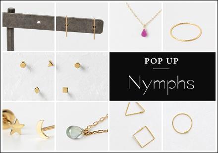 POP UP Nymphs